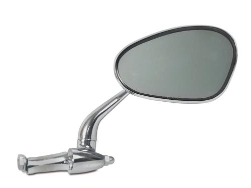 Spiegel rund Stabspiegel mit Befestigungsschelle* /Ø22mm passend f/ür IWL