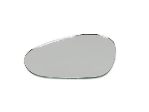 passend f/ür ES125 ES150 ES175 Spiegelglas eckig TS125 TS250 132mm x 92mm ES300 TS150