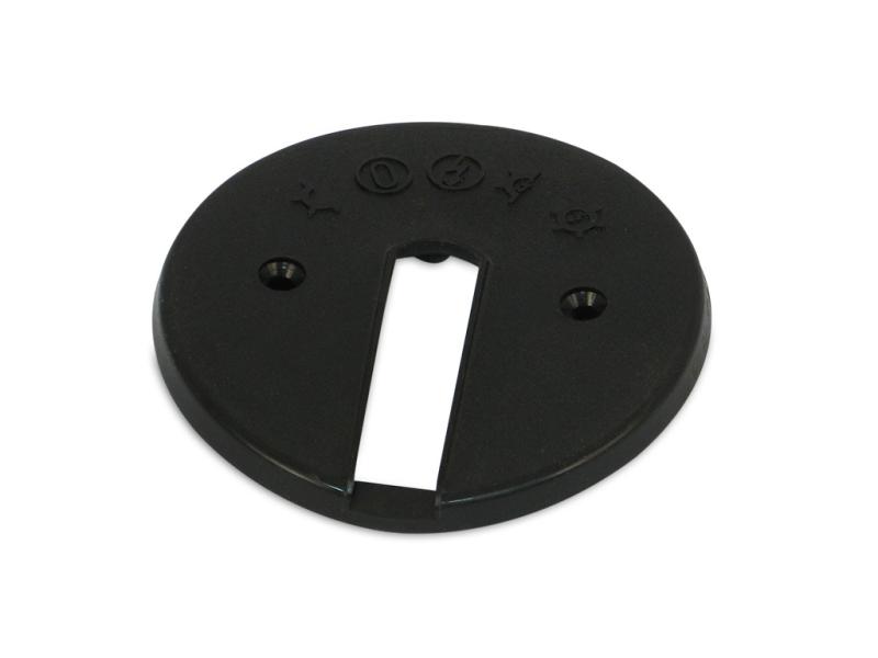 2mm stark Flanschdichtung ETZ125 ETZ150